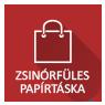 ZSINÓRFÜLES PAPIRTÁSKA