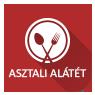 ASZTALI ALÁTÉT