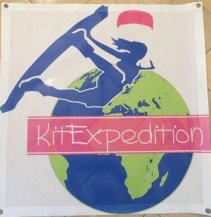 Mesh építési háló, ringlizve, Kitexpedition