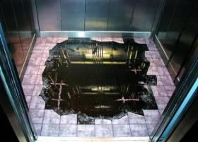 3d padló matrica
