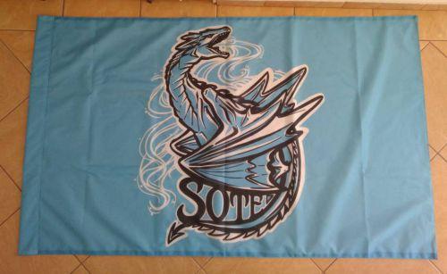 Kétoldalas zászló