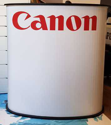 Információs Pult C - nagy - Canon