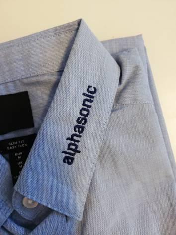 Ing hímzése - Alphasonic