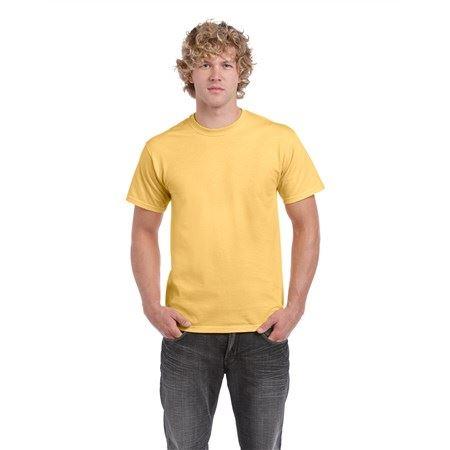 2d79bd5779 Gildan Heavy férfi póló, Yellow Haze, XL - Profi-Reklam.hu Egyedi ...
