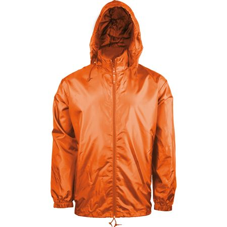 Kariban Széldzseki, Orange, 3XL