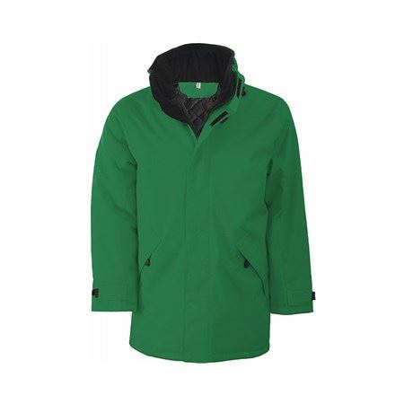 Kariban Bélelt parka, Kelly Green, S