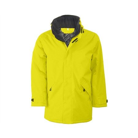 Kariban Bélelt parka, Yellow, 2XL