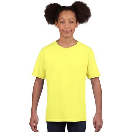 Gildan SoftStyle gyerekpóló 9e7b44649e