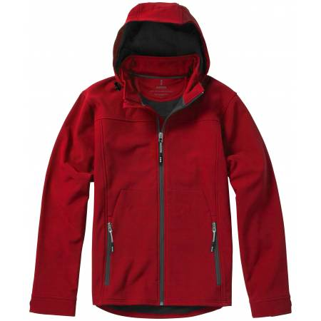 3feb26516c Elevate Langley kapucnis férfi kabát, piros, L - Profi-Reklam.hu ...