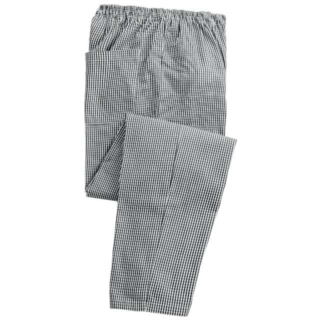 CHEF'S PULL-ON TROUSERS